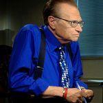 Larry King retires