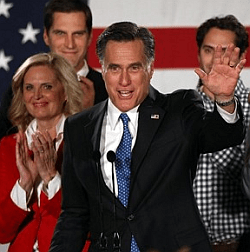 mitt romney iowa eight votes