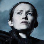 "Mireille Enos as sarah linden in ""The Killing"""