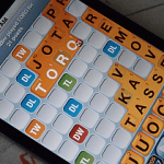 words with friends game
