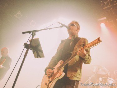 The Mission live at the Powerstation, Auckland 19 Nov 16