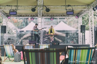 So Laid Back Country China at Aotea Square 3 Dec 2016