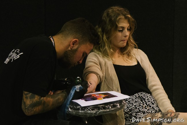 Auckland Tattoo Show 2017