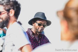 Ijebu Pleasure Club live at Silo Park, Auckland 11 February 2017