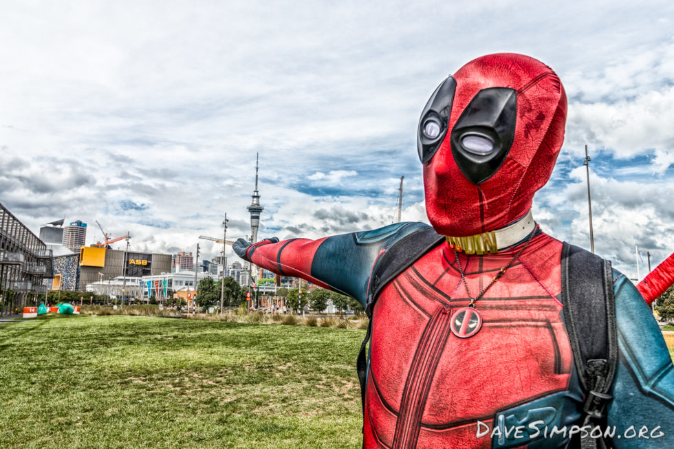 Deadpool Auckland