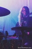 Greenfog live supporting Windhand and Cough at the Kings Arms, Auckland 1 April 2017