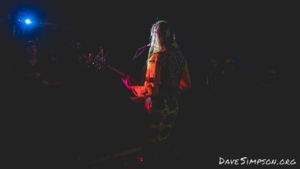Earth Tongue supporting ONONO live at UFO, New Lynn, Auckland 19 May 2017