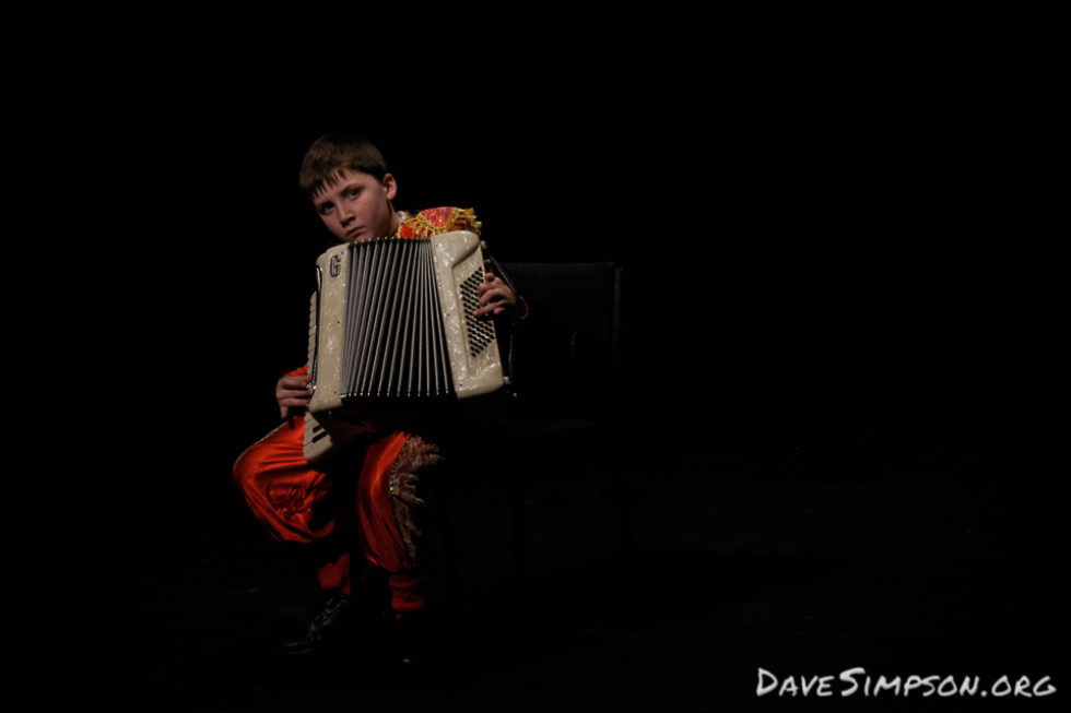 New Zealand Accordion Festival and Championship 2017