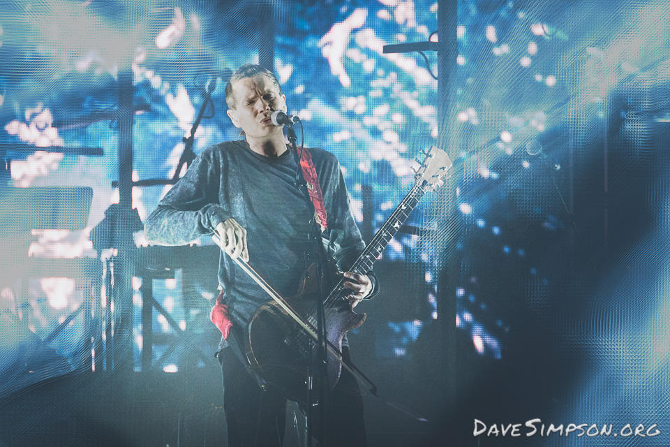 Sigur Ros live at Spark Arena – dave simpson photography