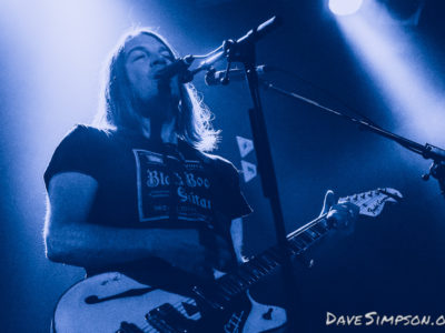 The Dandy Warhols Live at the Powerstation Auckland