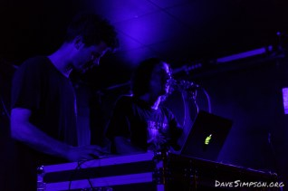 23 December 2017 DUAL live at the Kings Arms, Auckland supporting Racing