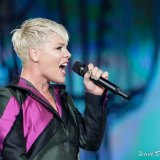 PINK live in Auckland
