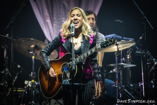 Sheryl Crow live at The Trusts Arena 9 April 2018