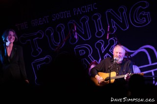 Bernie Griffen & The Thin Men at The Tuning Fork, Auckland 6 July 2018