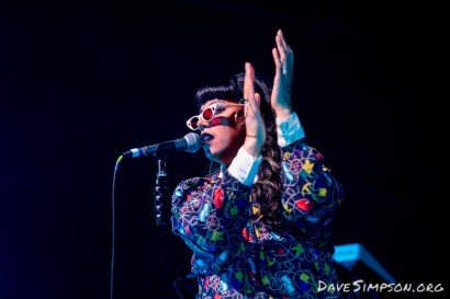 Ladi6 at Logan Campbell Centre, supporting Jhene Aiko on 20th September 2018