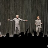 David Byrne Performs In Auckland