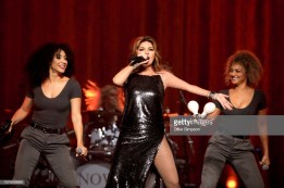 AUCKLAND, NEW ZEALAND - DECEMBER 18: Shania Twain performs as part of her NOW tour at Spark Arena on December 18, 2018 in Auckland, New Zealand. (Photo by Dave Simpson/WireImage)