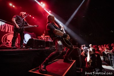 Devil Skin live at Spark Arena 26 January 2019
