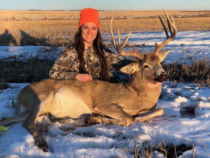 Sara's Buck