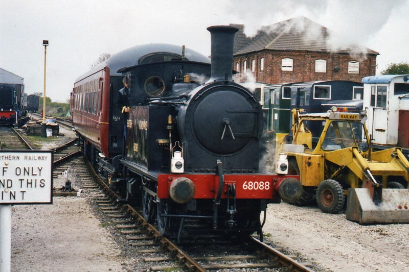 LNER Y7 at Lincolnshire Wolds Railway 2003