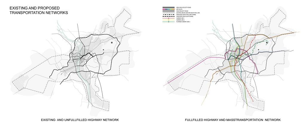 dave stasiuk » Archive » Ramses Square: Cairo Master Plan