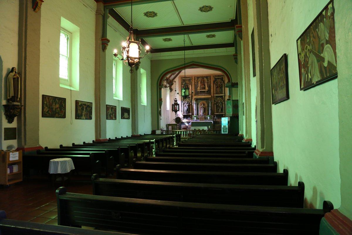 Mission San Fernando Rey De Espana Mission Hills Ca