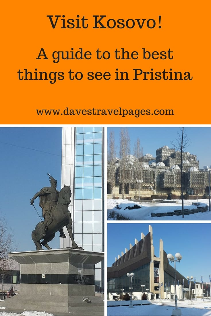 What to see in Pristina  Pristina Tourist Attractions