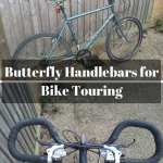 Butterfly Handlebars Are Trekking Bars Best Bicycle Touring Handlebars