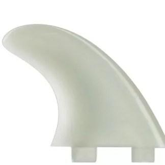 fcs m3 natural glass flex ift tri fin set