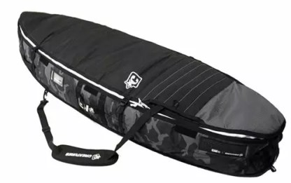 6'7 triple shortboard cover