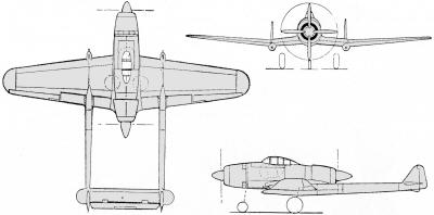 Tachikawa Ki.94 Info