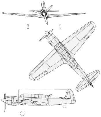 Nakajima C6N Saiun (Myrt) Info