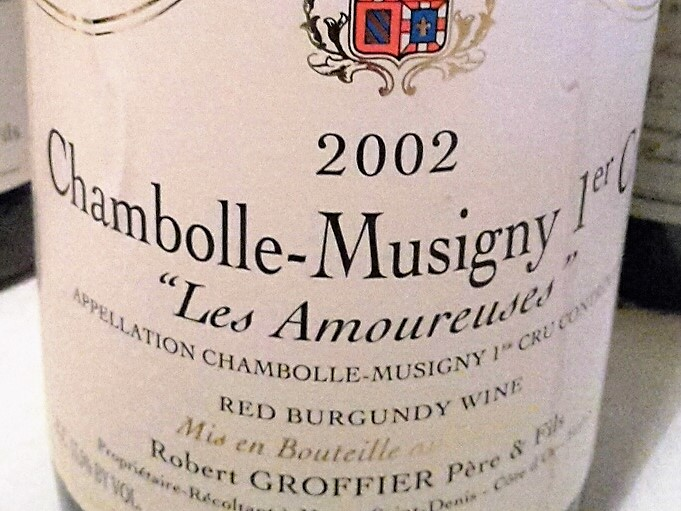The Alluring, Enchanting Delights of Chambolle-Musigny.