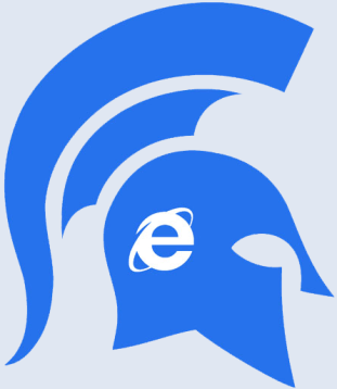 Not the official Spartan Browser logo.
