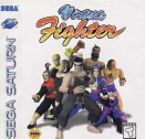 Virtua Fighter (U) Front