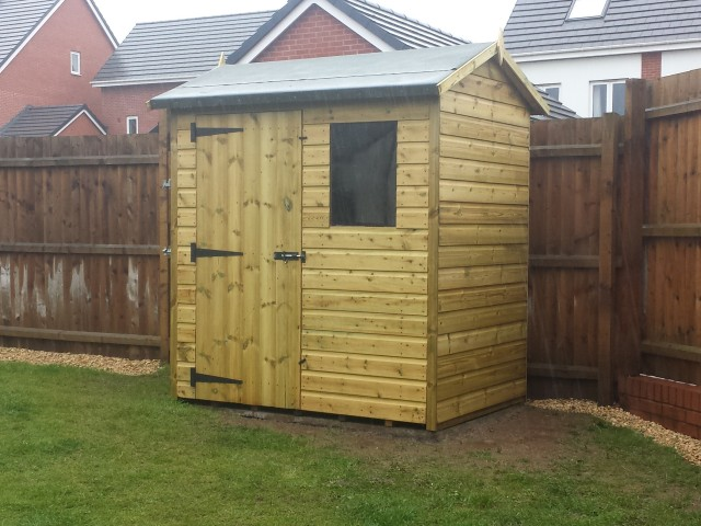 See our Range of Garden Sheds and Timber Buildings Gallery