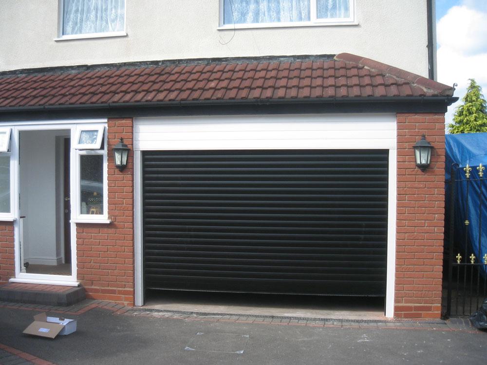 Garage Doors Portfolio : Birmingham : West Midlands : Dave