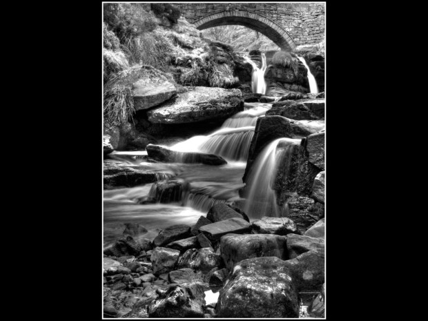 Three Shires Falls
