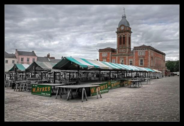 Chesterfield Market Square
