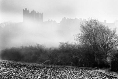 Misty Bolsover Castle