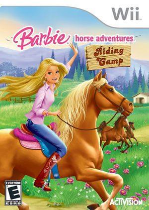 Barbie Horse Adventures - Riding Camp [RRCP52]