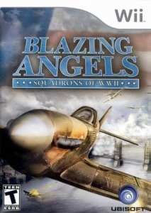 Blazing Angels – Squadrons of WWII [RBAE41]