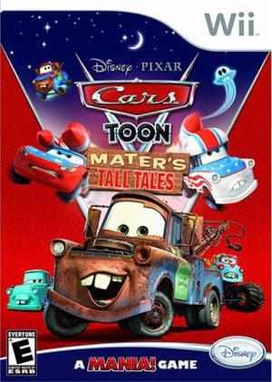 Cars Toon - Maters Tall Tales [STOE4Q]