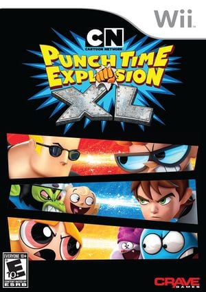 Cartoon Network Punch time Explosion XL [SQLE4Z]