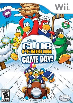 Club Penguin - Game Day! [R59E4Q]