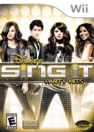 Disney Sing It - Party Hits [SDIE4Q]