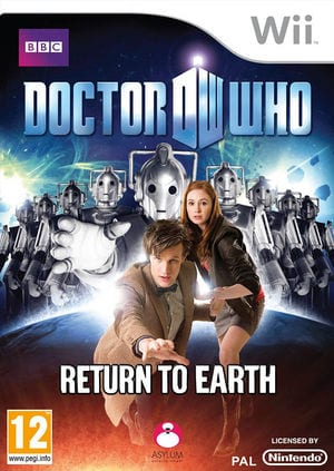Doctor Who - Return to Earth [SDOPLR]