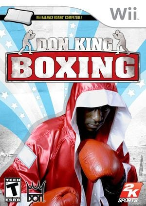Don King Boxing [R2KE54]