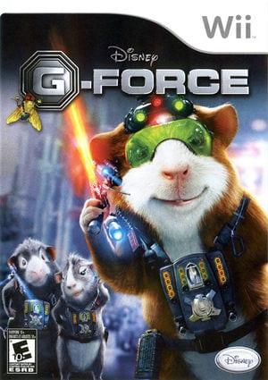 G-Force [RUEE4Q]