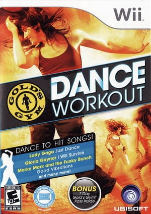 Gold's Gym - Dance Workout [SCWE41]